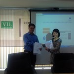 Signing Memorandum of Co-Operation between KEYfields and Vietnam Institute of Logistics