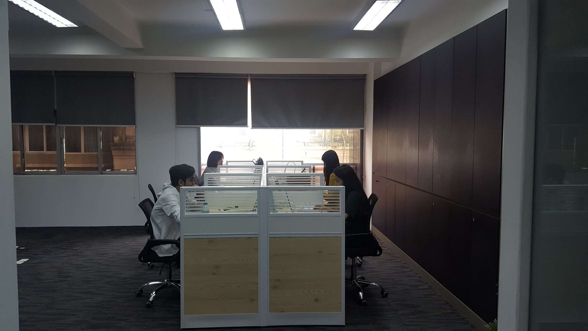 KEYfields' Sales Office at Yangon, Myanmar